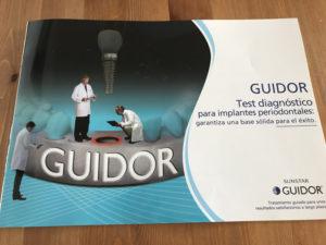 Guidor test